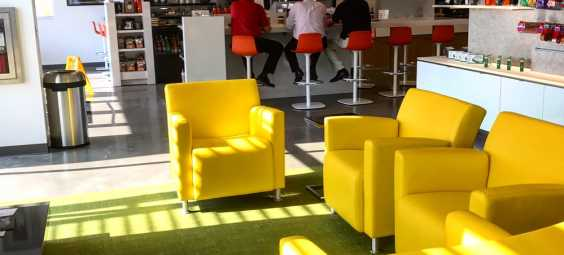eCafe Seating