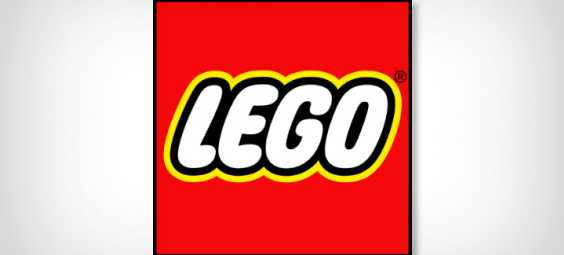 The Lego Store Logo