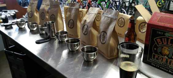 Maps Coffee With Bikes Lenexa KS