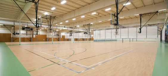 new century fieldhouse courts
