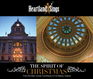 Spirit of Christmas CD Cover