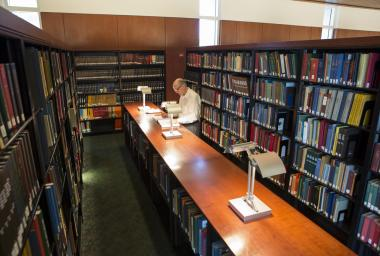 Researching at the Georgia Archives