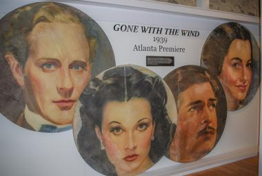 Gone With the Wind Character Portraits