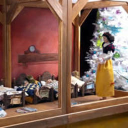 Eaton's Fairytale Vignette Display at the Children's Museum
