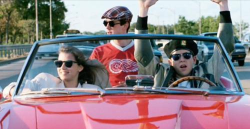 Ohhh ... yeahhhh. Ferris Bueller kicks off Tampa Theatre's classic 80s film fest Jan. 4.