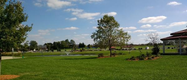 Riverside Gardens Park, Leo-Cedarville, IN