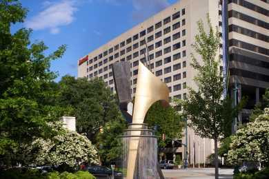 Columbia Marriott Exterior