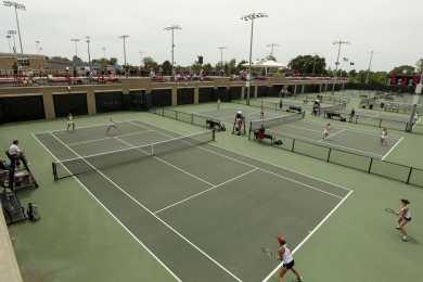 USC Tennis Center