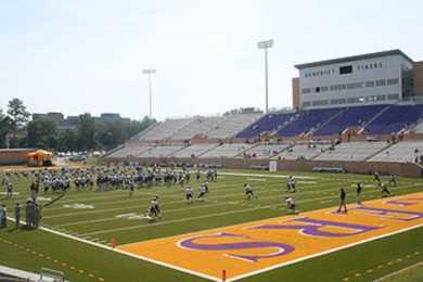 Charlie W. Johnson Stadium