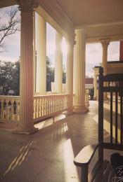 Georgia College Porch