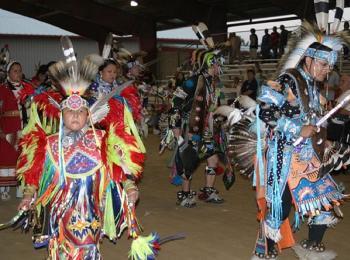 National Powwow dance