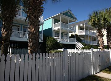 dunes realty vacation rentals - Garden City Beach Rentals