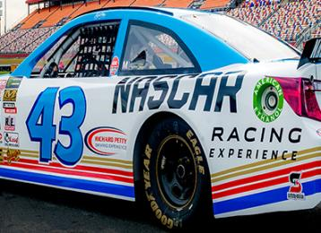 Nascar Racing Experience At Myrtle Beach Sdway