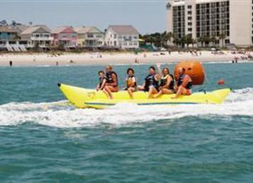 Banana Boat Ride North Myrtle Beach