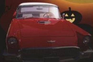 Haunt Glow Car Show Laughlin NV - Laughlin car show