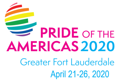 Pride of the Americas 2020 logo
