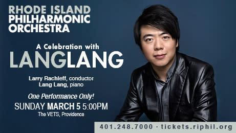 Celebration with Lang Lang