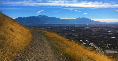 The Ultimate Guide to 50 Best Hikes in Utah Valley - Bonneville Shoreline