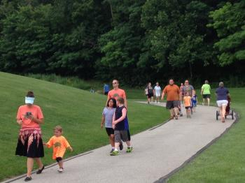 Summer Fun Run Series, Avon Town Hall Park