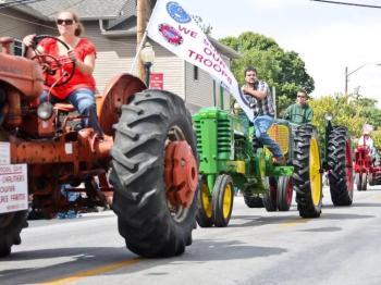 North Salem's Old Fashion Days Festival
