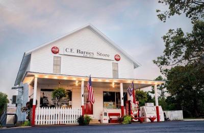 C. E. Barnes Store