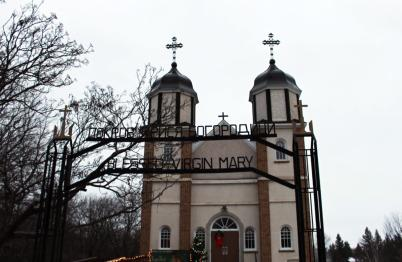 Church of Blessed Virgin Mary the Protectress