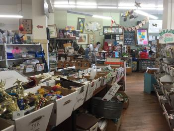 East Bay Depot for Creative Reuse Store