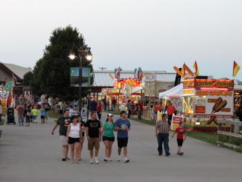 Hendricks County Fair 2016
