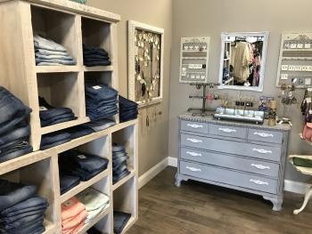 Sweet M's Boutique offers an awesome selection of jewelry and jeans.