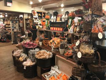 The Morgan House Specialty Foods Room