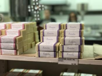 Queen Creek Olive Mill Olive Spa soaps