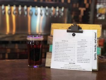 Vine & Tap O'Shag Irish Red