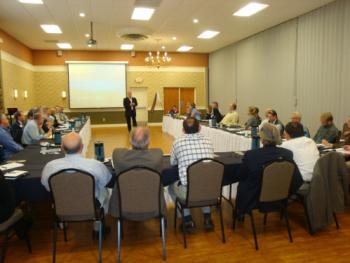 DVP Meeting - Salem Civic Center