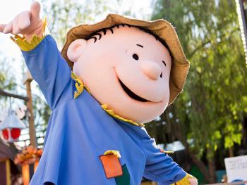 Great Pumpkin Fest at Dorney Park