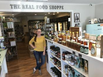 Tabatha Starr, The Real Food Shoppe, All Natural, Health Food, Supplements