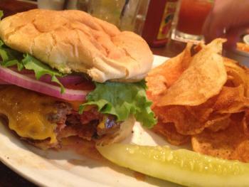 Jk's Pub Burger
