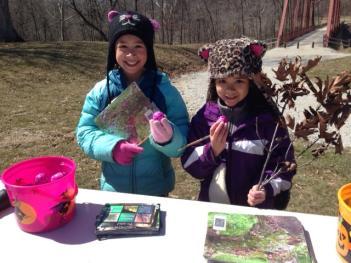 Eggstravaganza at McCloud Nature Park (credit: Hendricks County Parks & Recreation)