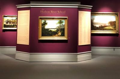 Copy of Hudson River School at Albany Institute of History & Art