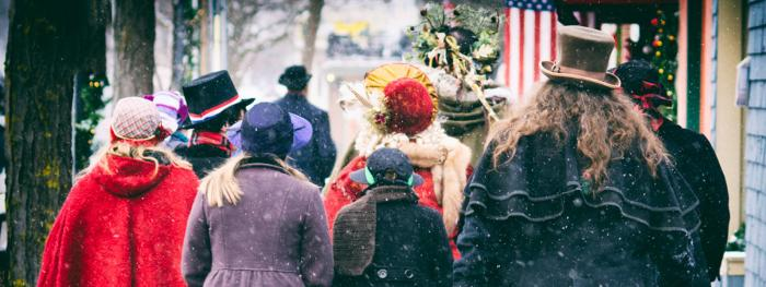 Dickens Christmas via Skaneateles Chamber