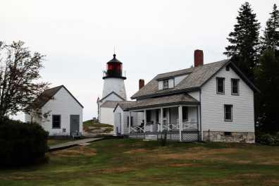 Burnt Island Light