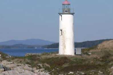 Franklin Island Light