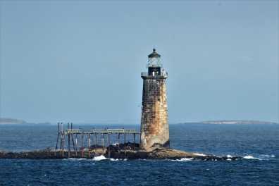 Ram Island Ledge Light