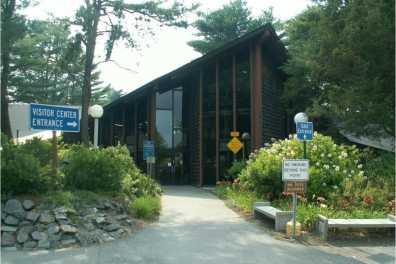 Kittery Visitor Information Center