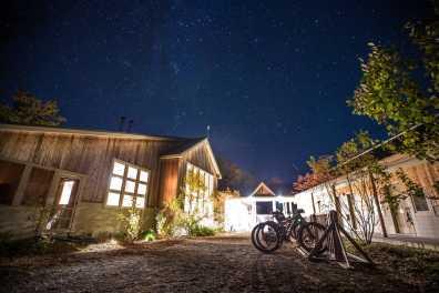 Stratton Brook Hut