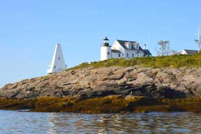 Tenants Harbor Light