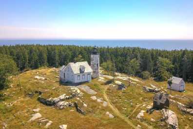 Baker Island Light 1