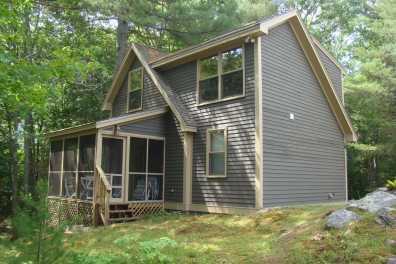 Arrowsic Island Cottage