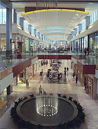 Galleria Mall - Fountain