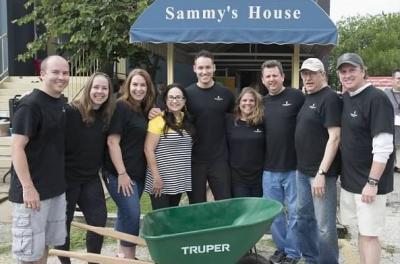 Philanthropy_Sammy