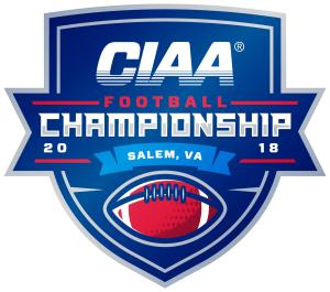 2018 CIAA Football Championship Logo